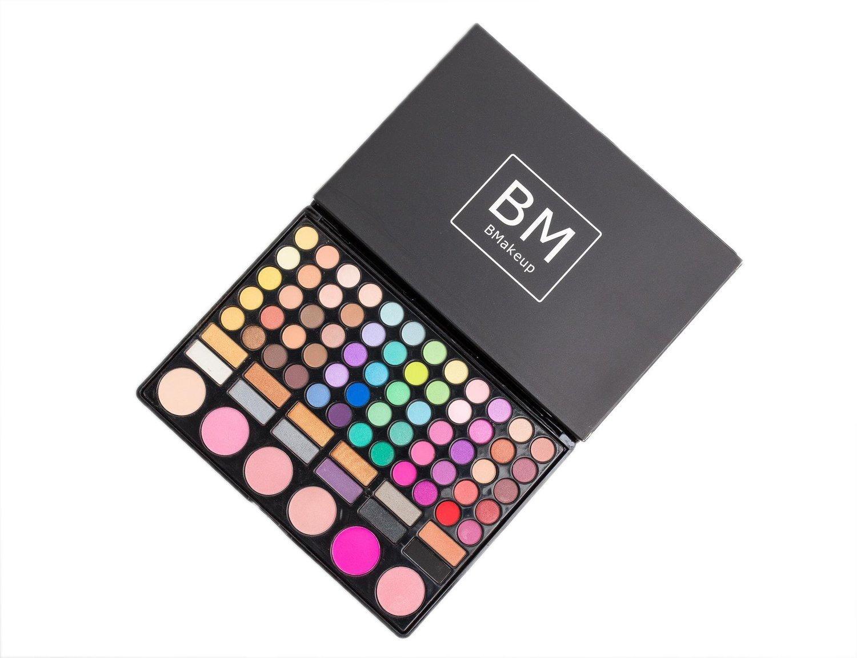 Универсальная палитра для макияжа 78 цветов