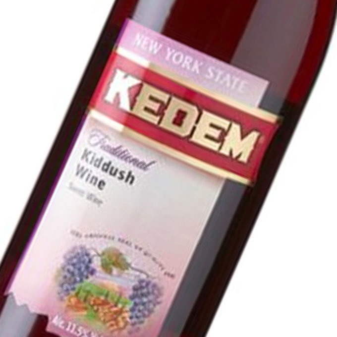 Kiddush Wine