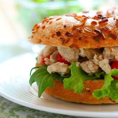 Tuna Salad- Lunch Box