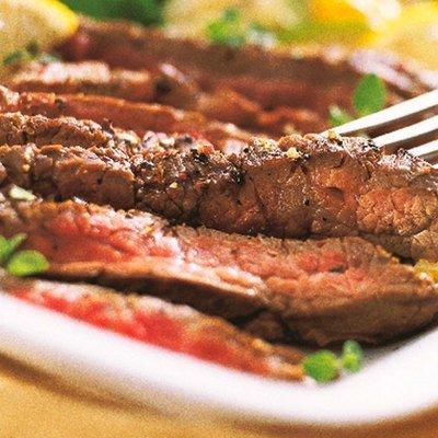 Pepper Steak - January 20