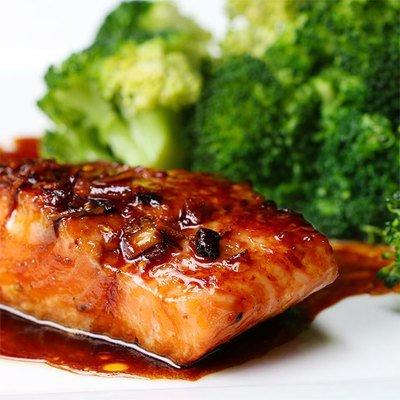 Honey Salmon - January 17