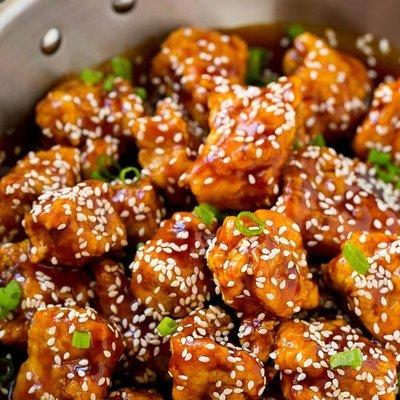 Sesame Chicken - January 28