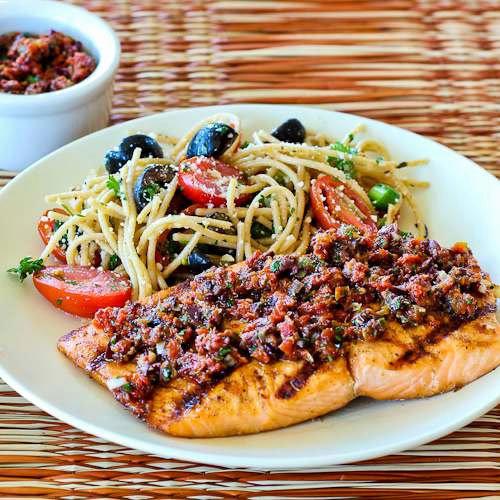 January 26 - Olive Salmon