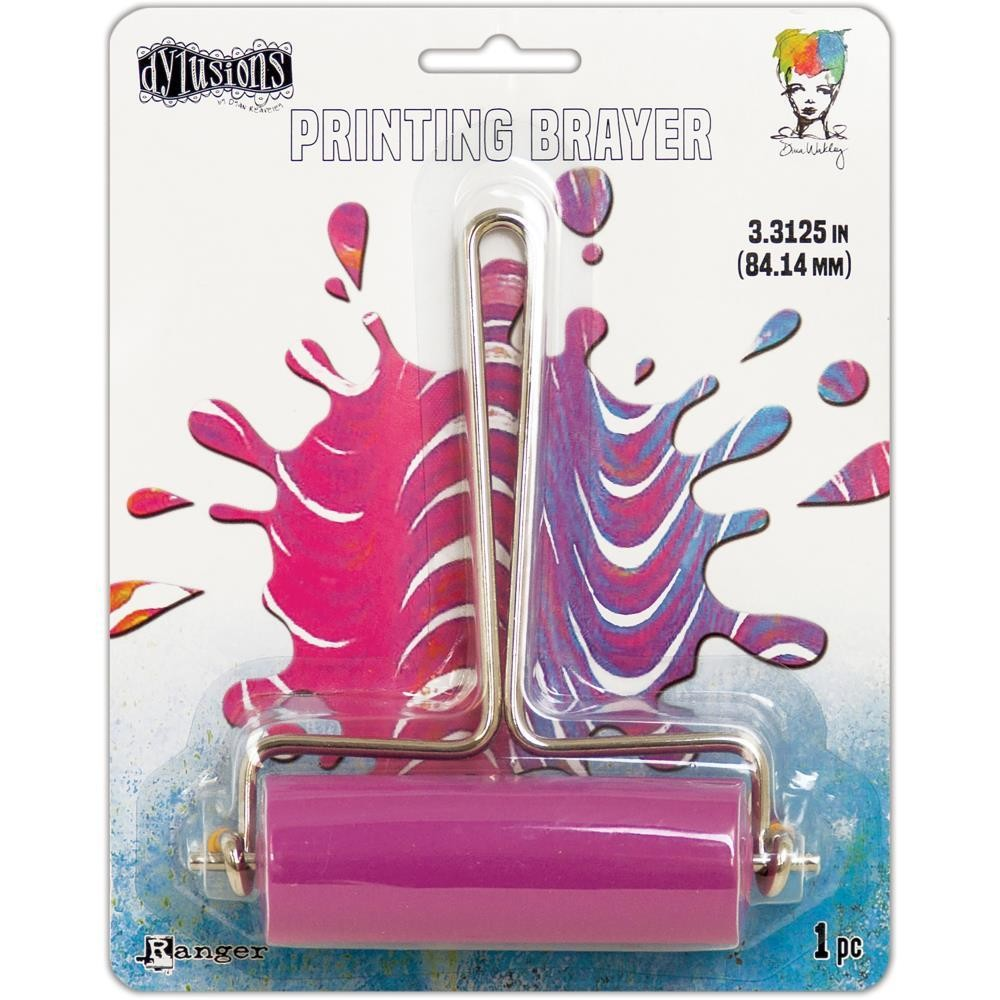 Ranger Printing Brayer medium