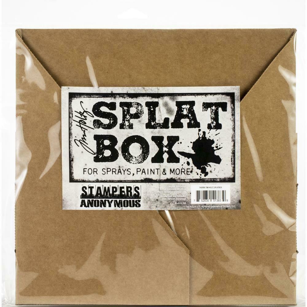 Tim Holtz Splat Box