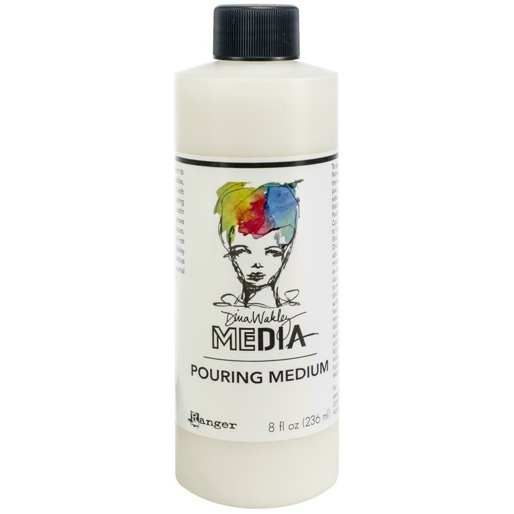 Dina Wakley Media Pouring Medium 236ml