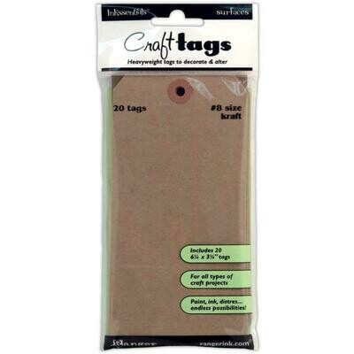 Ranger Craft Tags assorted