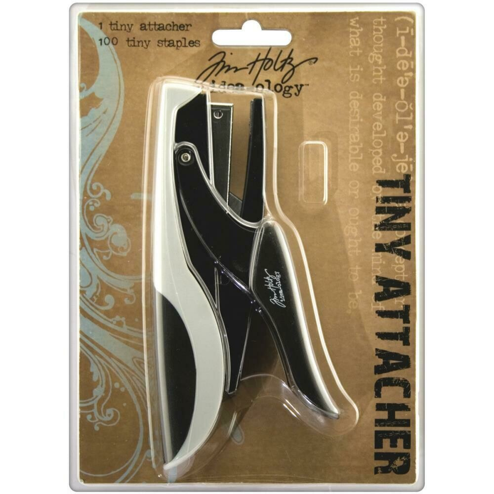 Tim Holtz Idea-Ology Tiny Attacher (Stapler)