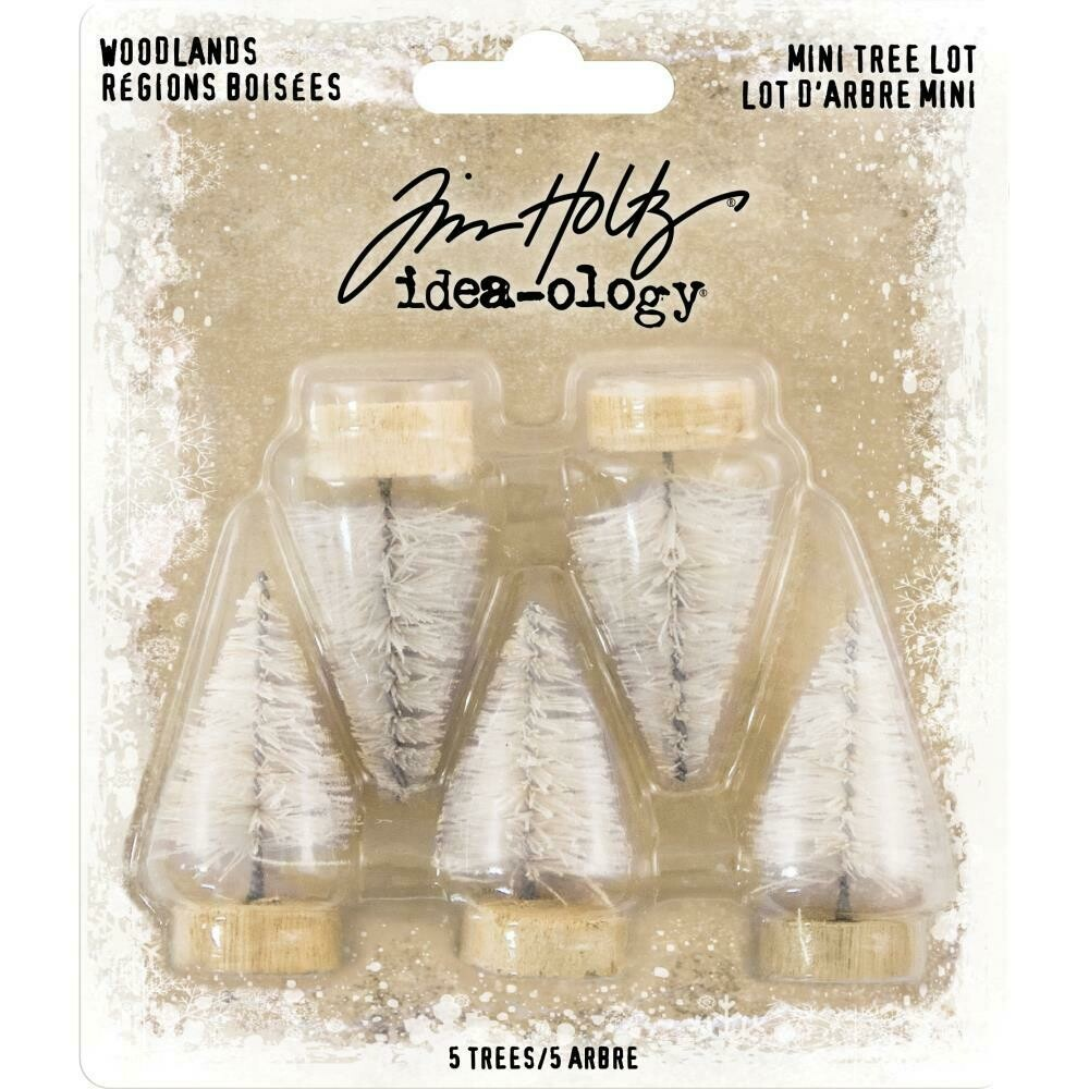 Tim Holtz Idea-Ology Tree Lot Mini
