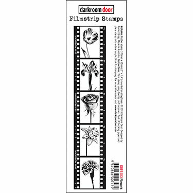 ​Darkroom Door Filmstrip Stamps Assorted