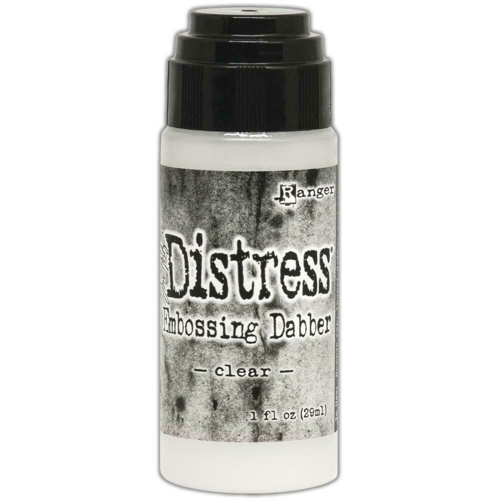 PREORDER Tim Holtz Distress Embossing Dabber Clear