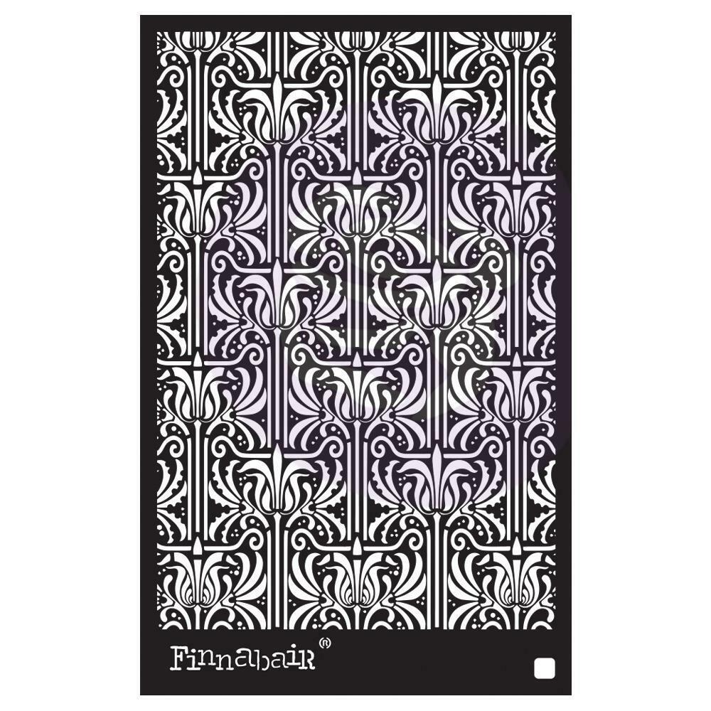 """PREORDER Prima Marketing Finnabair Stencil 6""""X9"""""""