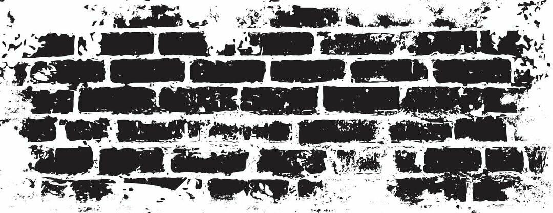 Kaisercraft Texture Clear Stamp Brick Wall