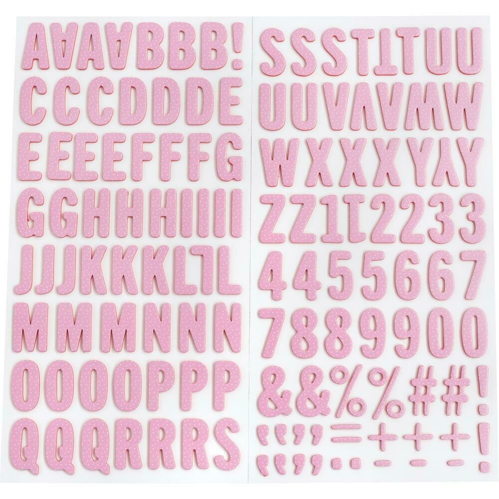 American Crafts - Thickers Hey by Jen Hadfield 138/pkg
