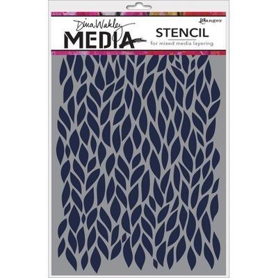 Dina Wakley Media Stencils 9
