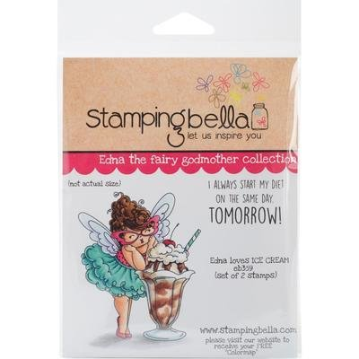 Stamping Bella Edna The Fairy Godmother Collection
