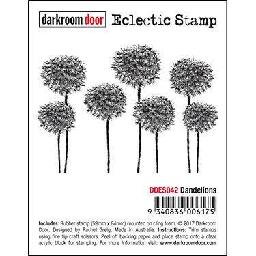 Darkroom Door Eclectic Stamp