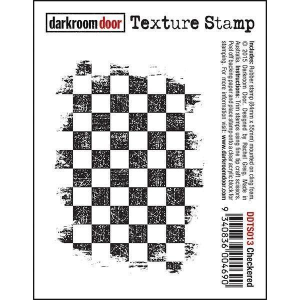 Darkroom Door Texture Stamp