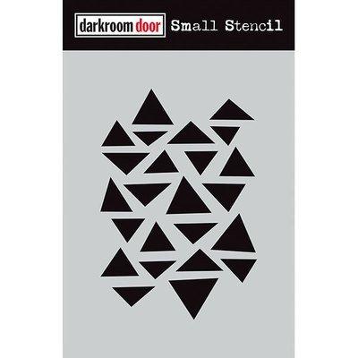 Darkroom Door Small Stencil