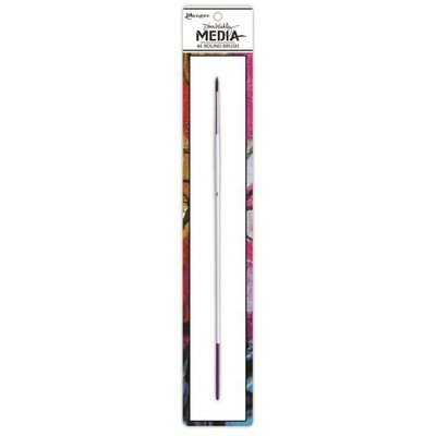 Dina Wakley Media Stiff Bristle Brush