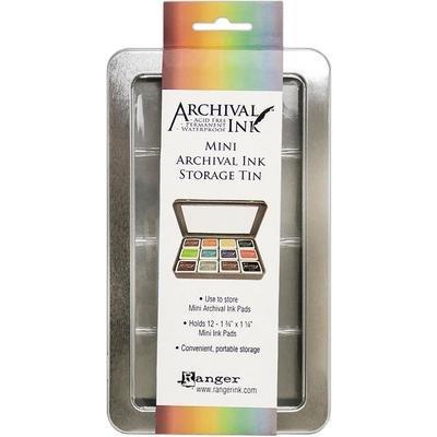 Ranger Mini Archival Storage Tin