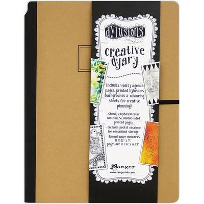 Dylusions Creative Dyary 11.8125