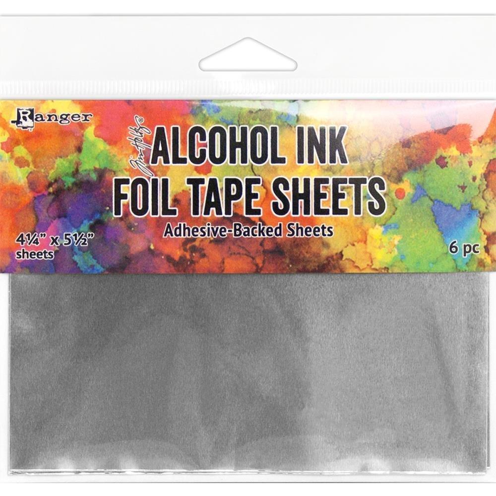 Tim Holtz Alcohol Ink Foil Tape Sheets