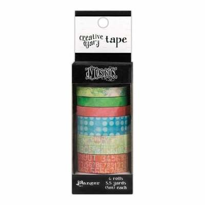 Dylusions Creative Dyary Tape