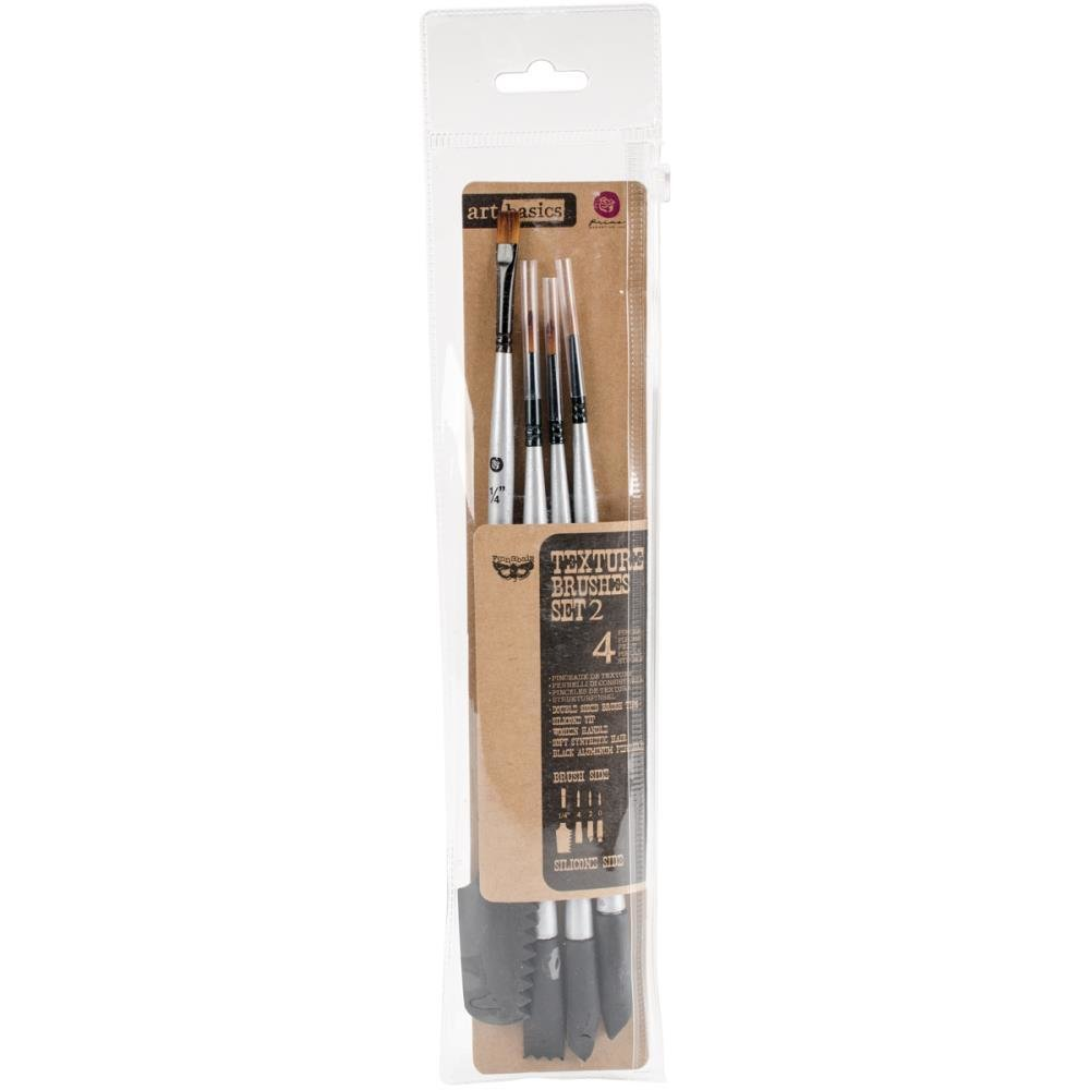 Finnabair Art Basics Double-Ended Brush Set