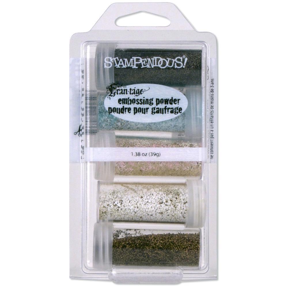 Stampendous Vintage Embossing Powder Frantage