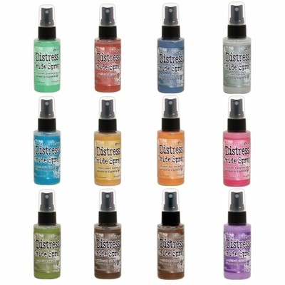 PREORDER Tim Holtz Distress Oxide Sprays