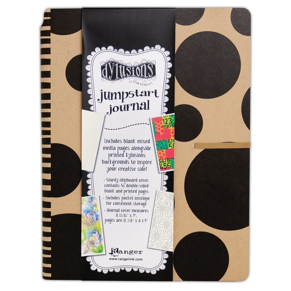 PREORDER Dylusions Jumpstart Journal