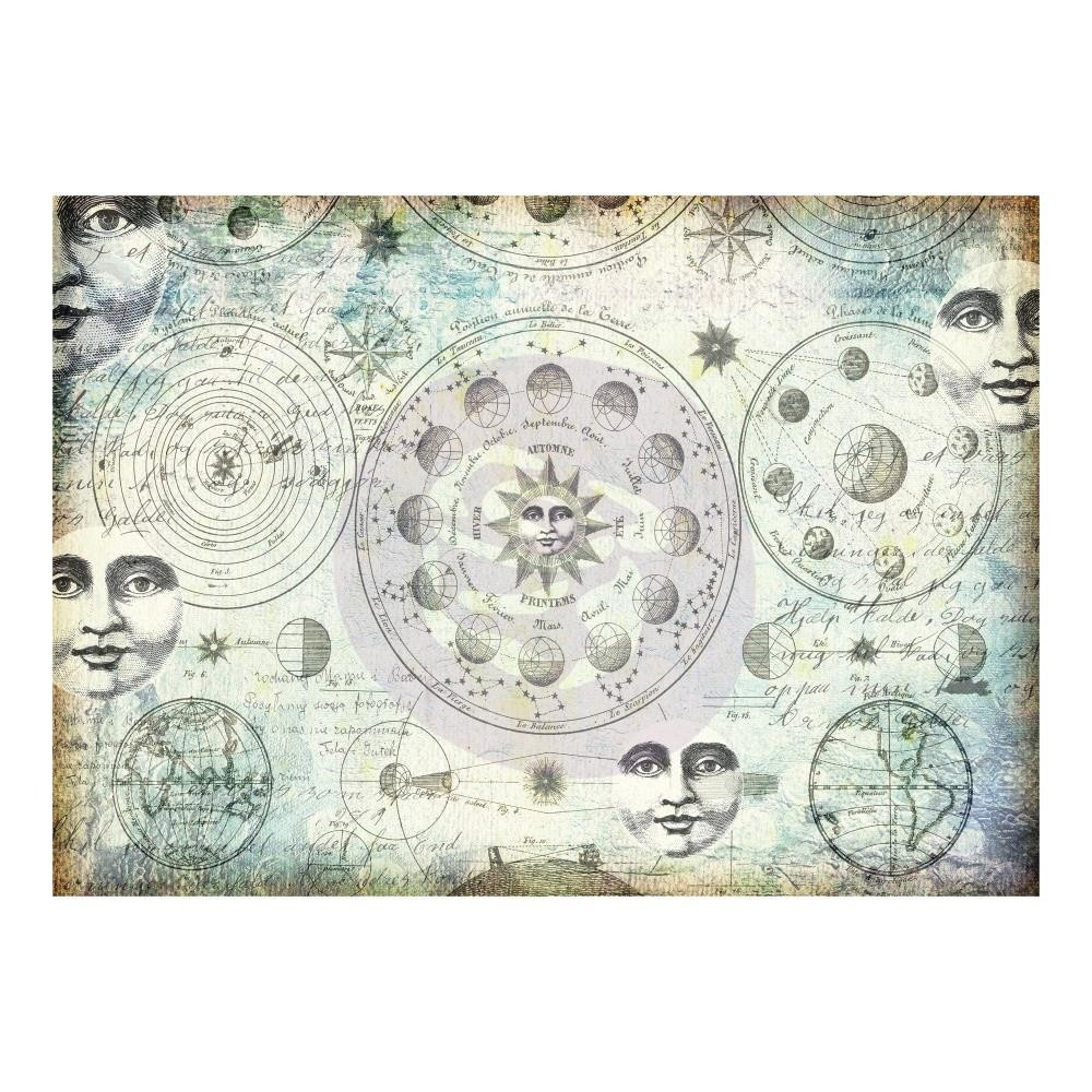 PREORDER Finnabair Mixed Media Tissue Paper Solar