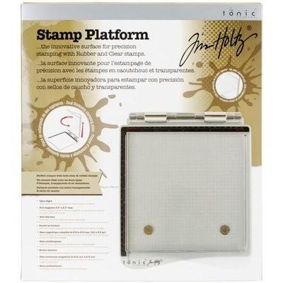 Tim Holtz Stamp Platform 8.5