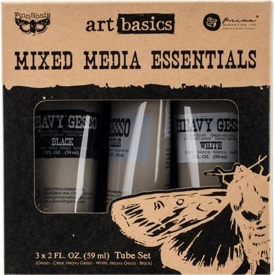 Finnabair Art Basics Mixed Media Essentials