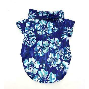 Hawaiian Camp Shirt - Vintage Hibiscus