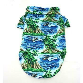 Hawaiian Camp Shirt - Island Life