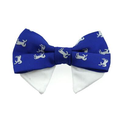 Universal Dog Bow Tie - Navy Blue