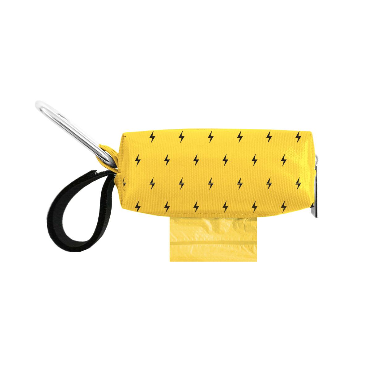 Yellow w/ Black Bolts Duffel (Limited Edition)