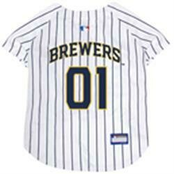 MLB Jersey - Milwaukee Brewers