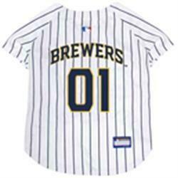 MLB Jersey - Milwaukee Brewers