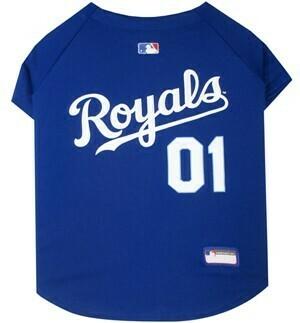 MLB Jersey - Kansas City Royals