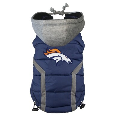 NFL Puffer Vest - Denver Broncos