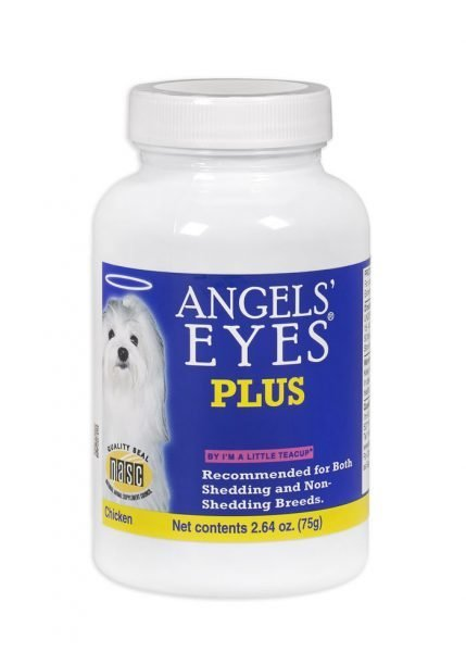 Angels' Eyes® Plus Chicken 100% All Natural Ingredients