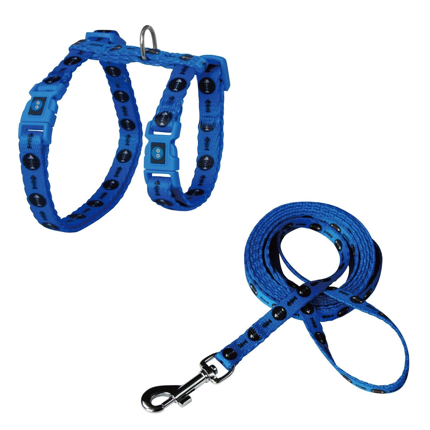 Cat Harness + Leash Combo (Prints)