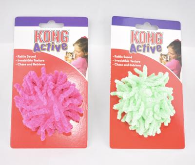 Kong® Moppy Ball (Assorted)