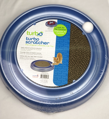 Turbo Scratcher® Cat Toy