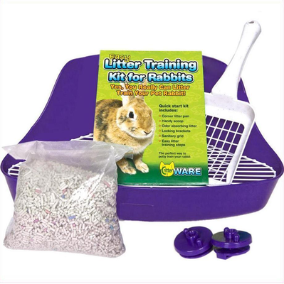 Litter Training Kit For Rabbits (Assorted)