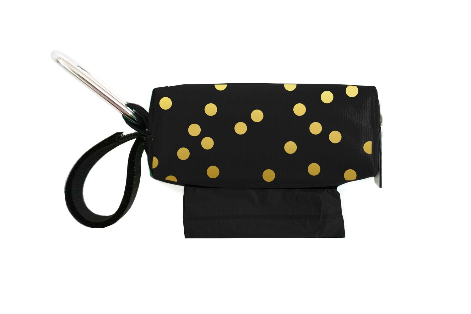 Black w/Gold Dots Duffel (Limited Edition)
