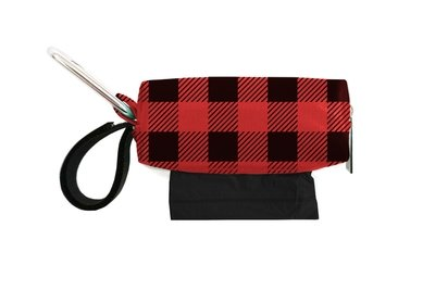 Red Check Duffel (Limited Edition)